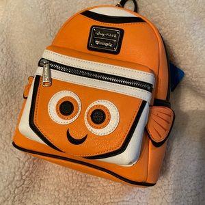 Nemo loungefly mini backpack